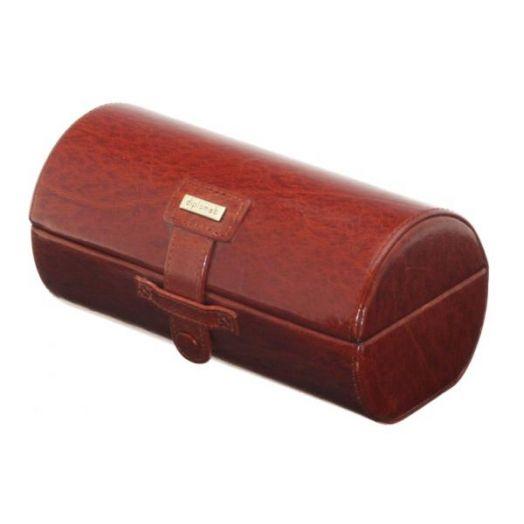 Набор для обуви путешественника Diplomat SK-403-5-(1)C (коньяк)