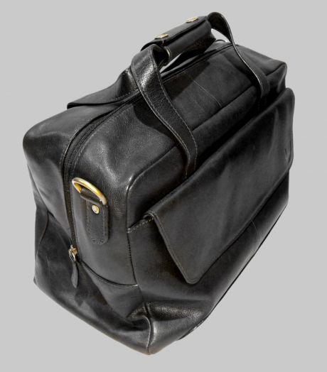Дорожная сумка HIDESIGN Breuer-02 black