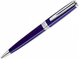 Ручка шариковая Waterman Exception Slim синий лак СT M S0637120