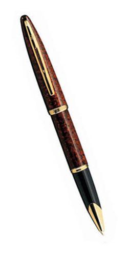 Шариковая ручка Waterman Carene, цвет: Amber, стержень: Mblue S0700940
