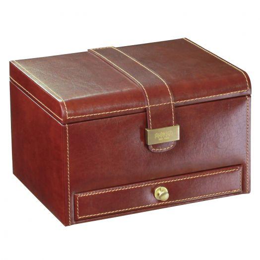 Шкатулка для хранения трех часов и аксессуаров LC Designs Dulwich - Heritage 70881