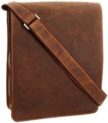 Мужская сумка Visconti Hunter Jasper 18410 Tan