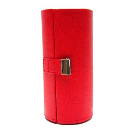 Шкатулка для 3 очков Diplomat Y6638-01003 red