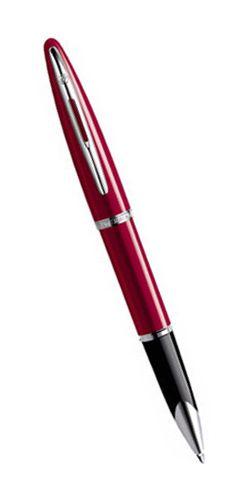 Шариковая ручка Waterman Carene красный глянец лак ST стержень: Mblue S0839620
