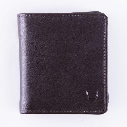 Классический кошелек для энергичных мужчин Hidesign Grenoble Brown